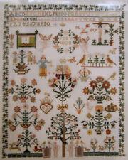 NEW CROSS STITCH KIT ANTIQUE SAMPLER 1808 PERMIN OF COPENHAGEN 39-3050