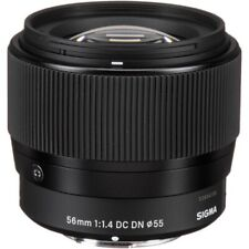 Sigma 56mm F1.4 DC DN C for Micro 4/3