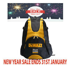 Dewalt Genuine Tech 3 MotoGP Yamaha Racing Backpack Rucksack Bag New