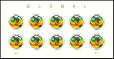 US 4893a Sea Surface Temperatures imperf NDC sheet MNH 2014