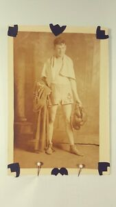 Vintage Unknown Boxing Photo