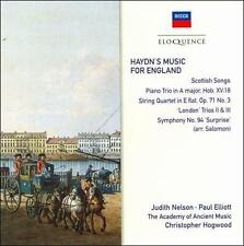 Haydn: Music for England (CD, Jan-2011, 2 Discs, Decca)