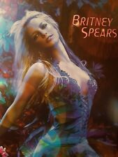 Vintage Britney Spears poster 61cmx91cm approx