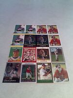 *****Chuck James*****  Lot of 50 cards.....18 DIFFERENT