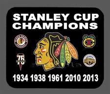 Item#490 Chicago Blackhawks Championship Banner Mouse Pad