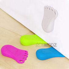 Baby Safety Foot Feet Door Stopper Children Protecting Prevent Fingers Injure