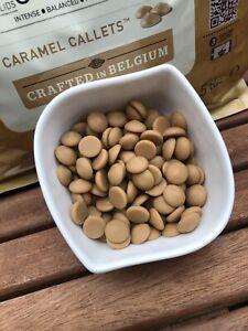 Caramel Gold Chocolate Callebaut 100g Choc Chips