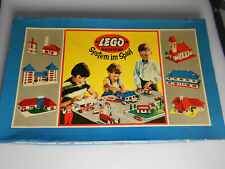 Lego® System Set 700/0  von 1956 Mursten   Selten