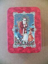 Vintage Tin Hallmark Historical Collection Christmas Retired 1993 Keepsake USA