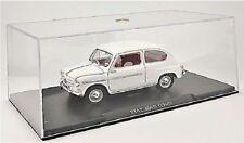 Fiat 1960 600D-Blanco 1:24 Scale Die cast Modelo de Coche Nuevo