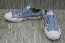 **Converse CTAS Slip On 164305C Sneaker, Women's 7.5 Men's 5.5, Blue