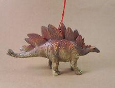 Dinosaur Ornament Stegosaurus Resin Christmas Ornament  by Midwest-CBK 755307org