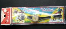 Vintage COWBOY WATCH Made in Japan Old Toy Store Stock MIP Sealed