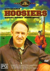 417A NEW SEALED HOOSIERS DVD Region 4