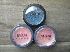 Emani Minerals Glitter Dust Crushed Minerals Eyeshadows Vegan Wholesale Lot New