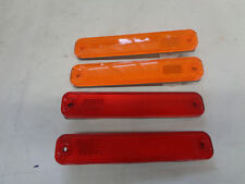 1973-79 FORD TRUCK BRONCO FRONT AND REAR SIDE MARKER LAMPS F100-F350 4X4 4X2