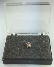 Masonic 4th Degree Mark Masters Keystone Blue Enamel Lapel Pin Badge In Gift Box