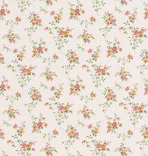 smita Tapete dollhouse 22104 Pequeñas Flores Casa De Campo Papel pared rural