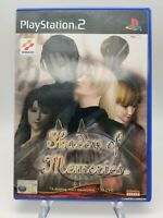 Shadow of Memories - Sony Playstation 2 - PAL UK PS2 Complete with manual