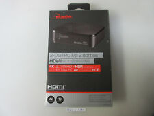 Rocketfish - 2-Output HDMI Splitter with 4K HDR Compatible - Model: RF-G1502