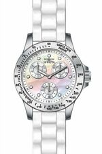 Invicta Women's Silicone/Rubber Band Sport Wristwatches