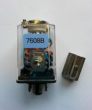 Twin Triode Switch for Hickok tube testers 7608B (Noval 9pin)