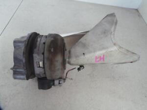 AUDI A8 LEFT ENGINE MOUNT 3.7LTR PETROL D3, 09/03-08/10