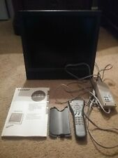 """Sharp AQUOS 15"""" TV LC-15E1UB Excellent Condition portable lcd travel gaming"""