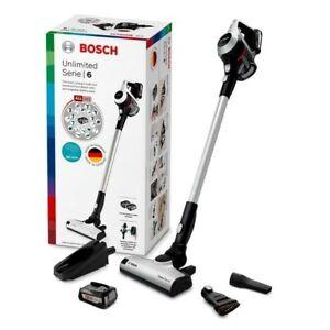 BOSCH Unlimited Serie 6 BBS612PCK Akku-Handstaubsauger kabellos beutellos OVP