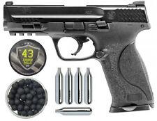 Pack Pistolet Home Defense Umarex T4E M&P9 M2 Cal.43