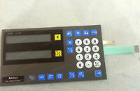 Membrane keypad for MITUTOYO KA COUNTER, for Mitutoyo Optical Comparator