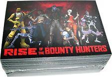 Star Wars Clone Wars Rise Bounty Hunters 90 Card Basic Set