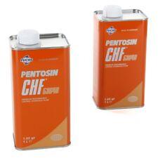 2x 1L 1Liter PENTOSIN Hydrauliköl Zentralhydrauliköl CHF 5364B
