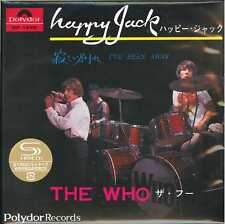 THE WHO-HAPPY JACK / I'VE BEEN AWAY-JAPAN 7INCH MINI LP SHM-CD Ltd/Ed D73