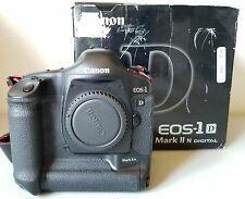 Canon EOS 1D Mark II N DSLR Camera Body *Good under 56k shutter*
