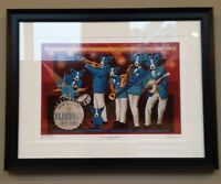 """George Rodrigue Blue Dog """"You Can't Drown The Blues"""" Artist Proof! -MAKE OFFER"""