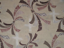 Japanese/Oriental Bows 1m Fabric - quilting & art
