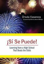 Si Se Puede!: Learning from a High School That Beats the Odds (0)