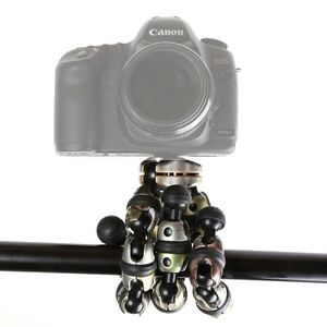 Flexible Joint Tripod Stand Holder Large Octopus Heavy Duty for Canon Nikon Cam