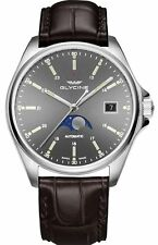Glycine GL0114 Combat Classic Moonphase Automatic 40m Mens Watch