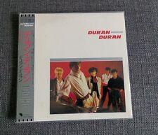 Duran Duran Duran Duran JAPAN MINI LP CD SEALED