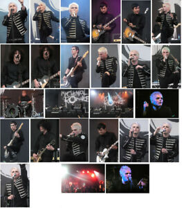 27 My Chemical Romance concert photos-Leeds/Notts 2006