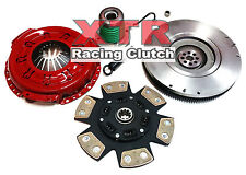XTR STAGE 3 CLUTCH KIT-SLAVE CYL & FLYWHEEL for 2005-2010 FORD MUSTANG 4.0L