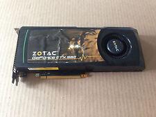 ZOTAC NVIDIA GeForce GTX 580 (ZT-50103-10P) 3GB GDDR5 SDRAM PCI Express x16...