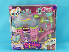 Zoobles! Princess Castle Play Set w/ Exclusive Princess, Prince, and Puffalin