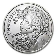 Silber Medaillen aus den USA