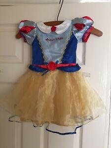 Snow White Baby Costume (Disney store) 12-18 Months