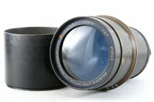 Bausch & Lomb Baltar 152mm F/2.7 Lens from Japan For Parts