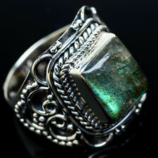 Labradorite 925 Sterling Silver Ring Size 8 Ana Co Jewelry R11504F