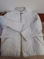 FAY giacca trapuntata donna, tg. 48 bianco